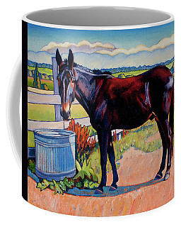 Wetting His Whistle Coffee Mug