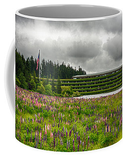 Coffee Mug featuring the photograph Weyerhaeuser Headquarters by Dan McManus