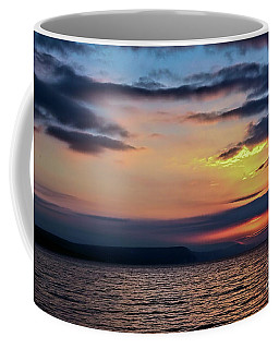 Weymouth Esplanade Sunrise Coffee Mug