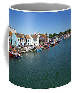 Weymouth Old Harbour Coffee Mug