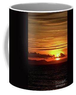 Weymouth Sunrise Coffee Mug by Stephen Melia