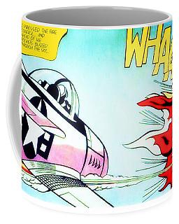 Whaam - Roy Lichtenstein  Coffee Mug