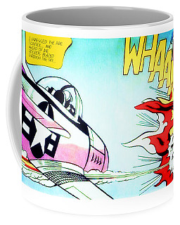 Whaam Coffee Mug
