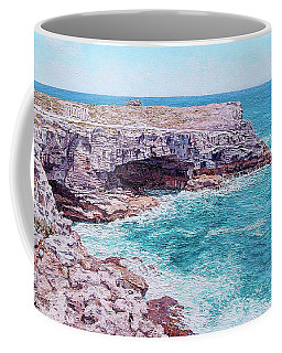 Whale Point Cliffs Coffee Mug