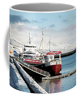 Whale Watching Bound Coffee Mug