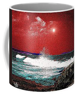Whaleback At Peaks Island Maine Coffee Mug