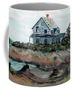 Whales Of August House Coffee Mug