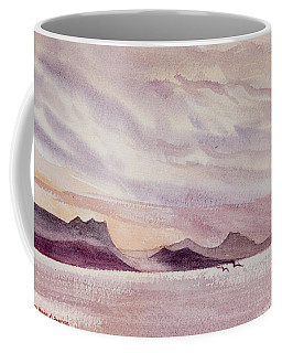 Whangarei Heads At Sunrise, New Zealand Coffee Mug