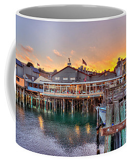Wharf Dining Coffee Mug