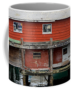 Wharf Shack Coffee Mug
