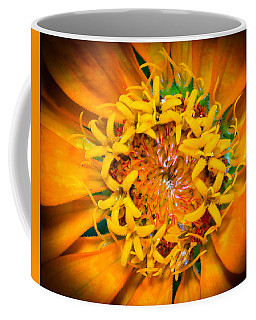What A Bee Sees Coffee Mug