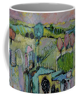 What A Bird Sees Coffee Mug by Sharon Furner
