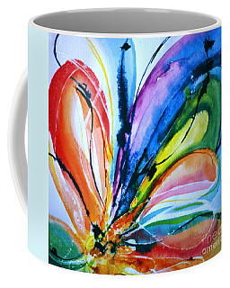 What A Fly Dreams Coffee Mug