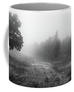 What A Foggy Morning 03 Coffee Mug