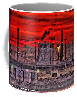 Port Of Savannah Coffee Mug
