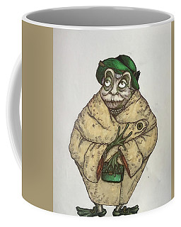 What Are You Quaking About? Coffee Mug