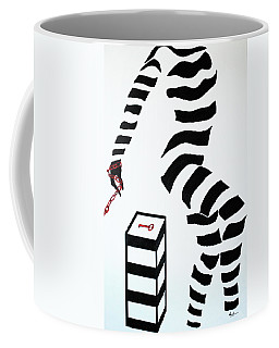 What Are You Waiting For? Coffee Mug