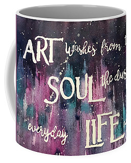 What Art Does Coffee Mug
