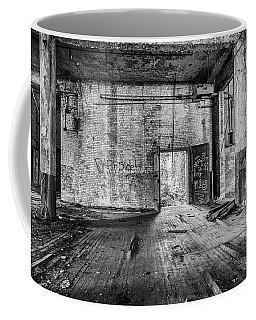 What Awaits Outside Coffee Mug