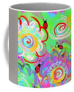 What Bugs Me Coffee Mug