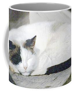 What Do Cats Dream Of #2 Coffee Mug