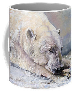 What Do Polar Bears Dream Of Coffee Mug