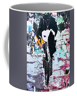 Coffee Mug featuring the photograph What Is ... by JoAnn Lense