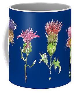 What Is It About A Thistle Fl006 Coffee Mug