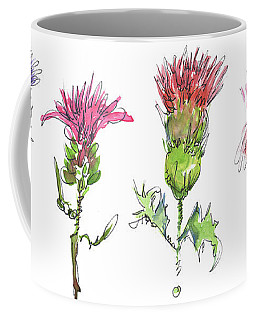 What Is It About A Thistle Coffee Mug