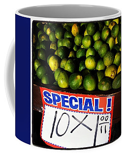 Coffee Mug featuring the photograph What Lime Shortage? #dontbelievethehype by Mr Photojimsf