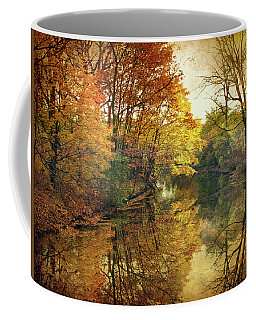 Coffee Mug featuring the photograph What Remains by Jessica Jenney