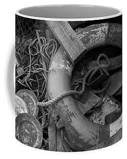What Remains Coffee Mug by Keith Elliott