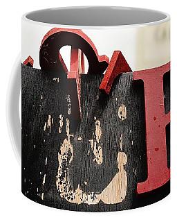 What Rhymes With E Coffee Mug