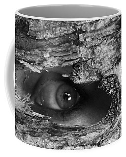 What The Forest Sees Coffee Mug