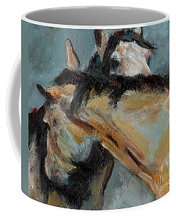 What We Could All Use A Little Of Coffee Mug by Frances Marino