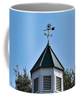 Coffee Mug featuring the photograph Whatever Direction You Take - Reach For The Sky by Ray Shrewsberry