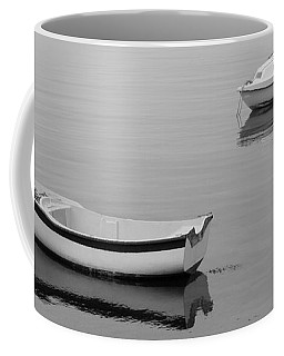 Whatever Floats Your Boat Coffee Mug by Eric Tressler