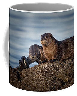 Coffee Mug featuring the photograph Whats For Dinner by Randy Hall