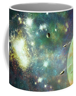 What's Out There Coffee Mug