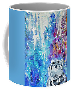 What's Up? Coffee Mug by Betty M M Wong