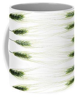 Coffee Mug featuring the photograph Wheat 2 by Rebecca Cozart