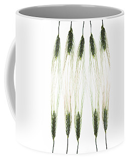 Coffee Mug featuring the photograph Wheat 4 by Rebecca Cozart