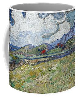 Wheat Field Behind Saint Paul Hospital Coffee Mug