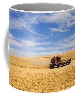 Wheat Harvest Coffee Mug