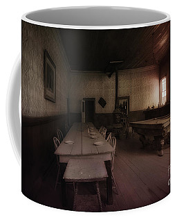 Coffee Mug featuring the photograph Wheaton And Hollis Hotel by Sharon Seaward