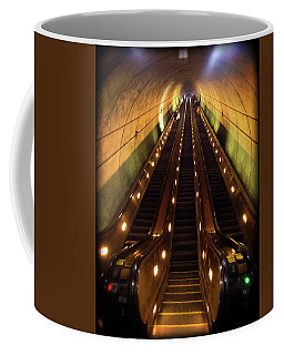 Wheaton Escalator Coffee Mug