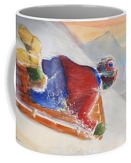 Wheee Coffee Mug by Marilyn Jacobson