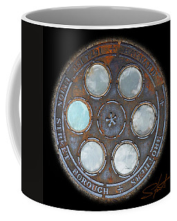Wheel 2 Coffee Mug