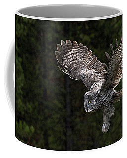 Wheels Down Coffee Mug