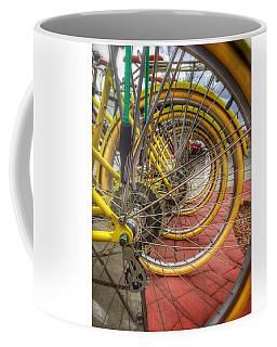 Wheels Within Wheels Coffee Mug